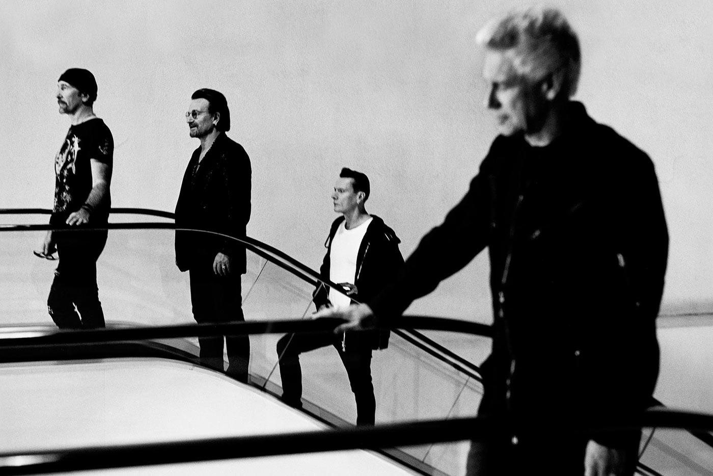 U2 anuncian nueva fecha en Madrid para el 21 de septiembre