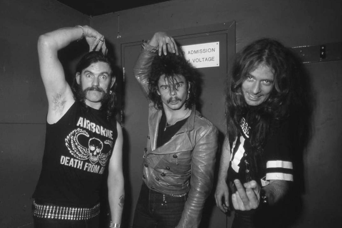 """Muere """"Fast"""" Eddie Clarke, el último miembro original de Motörhead"""