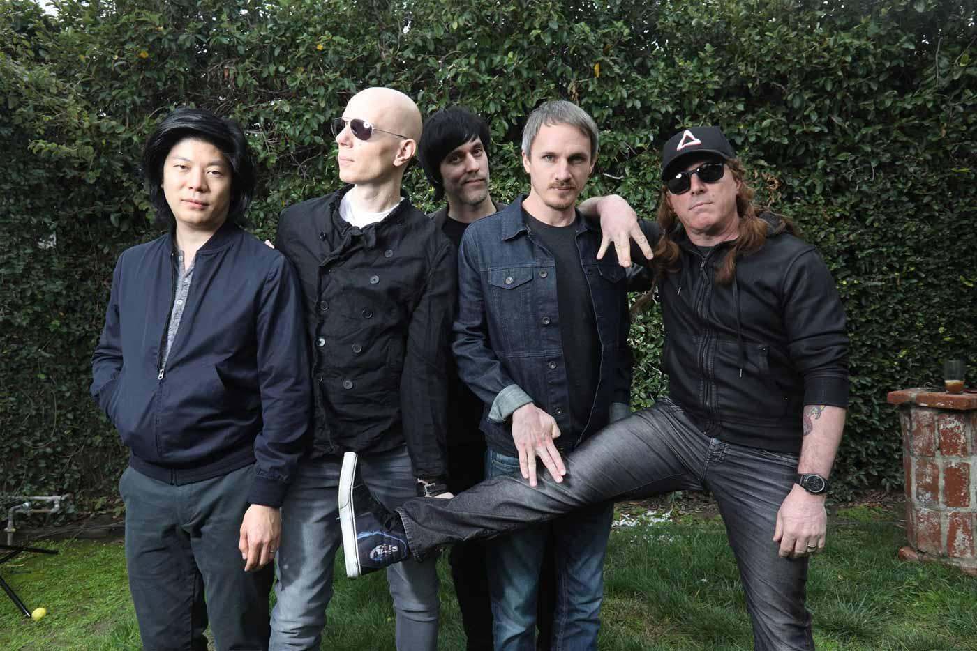 """A Perfect Circle presentan """"TalkTalk"""", una mezcla de new wave y metal"""