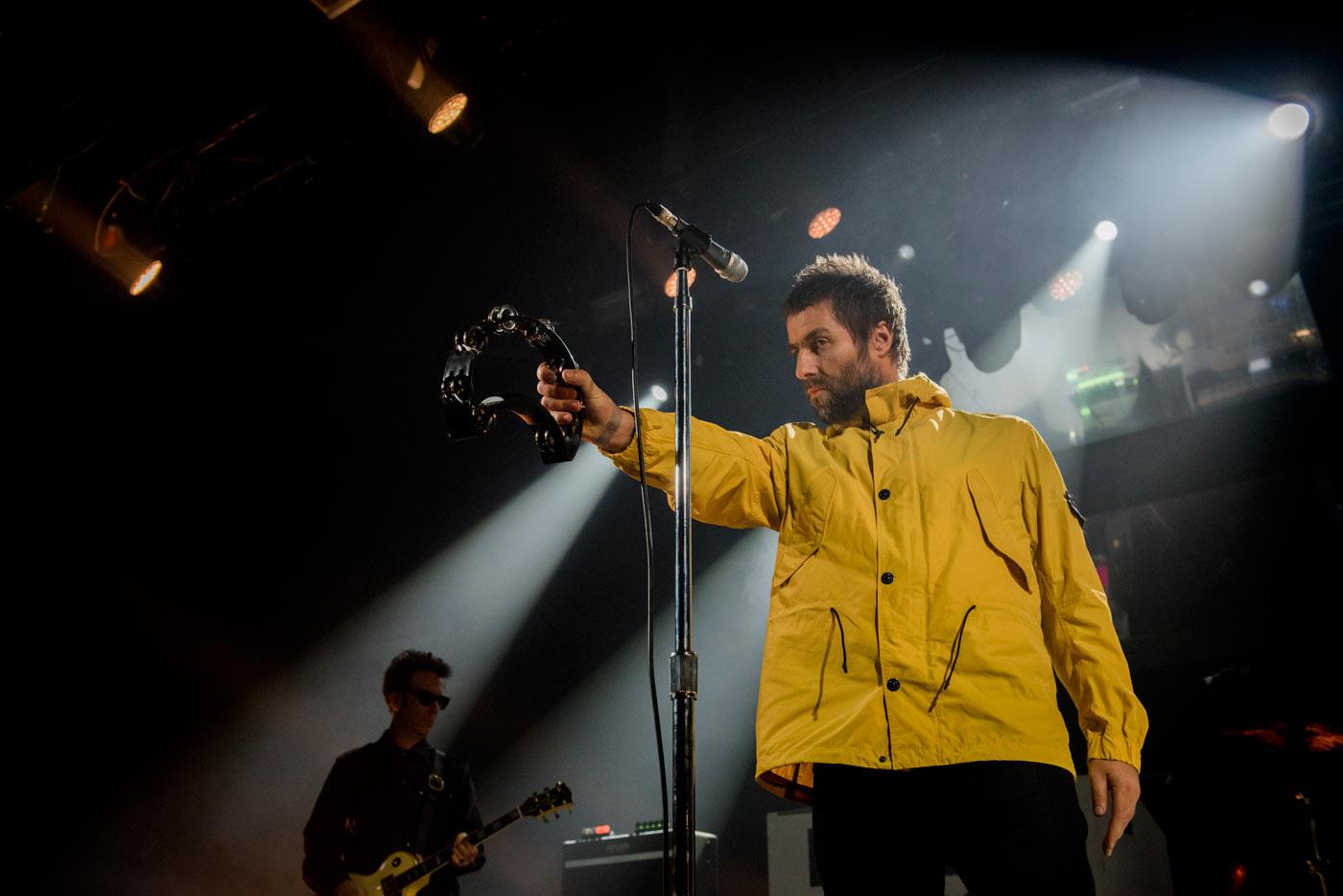 Liam Gallagher y Manic Street Preachers, conciertos gratuitos para personal sanitario