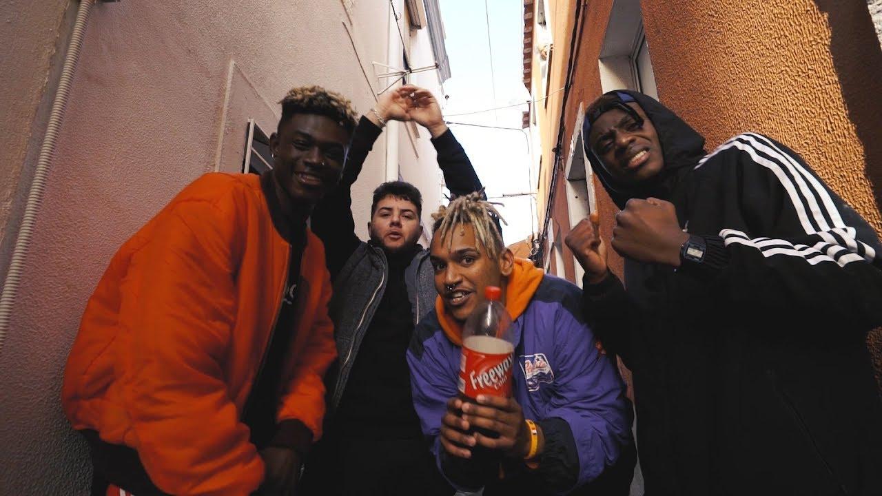 "Afrojuice 195 estrenan el single ""José Mourinho"""
