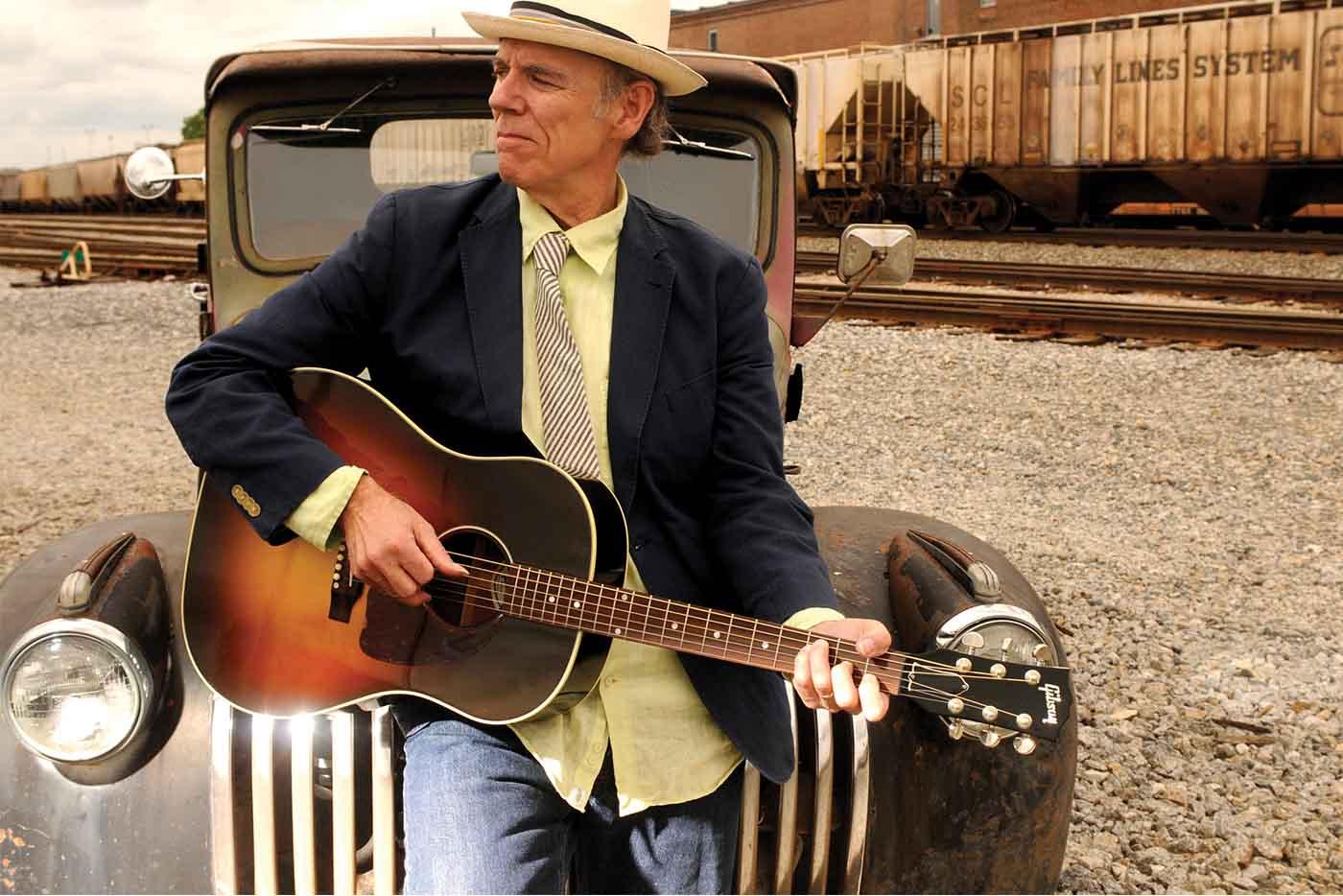 John Hiatt, cuarta confirmación del Huercasa Country Festival