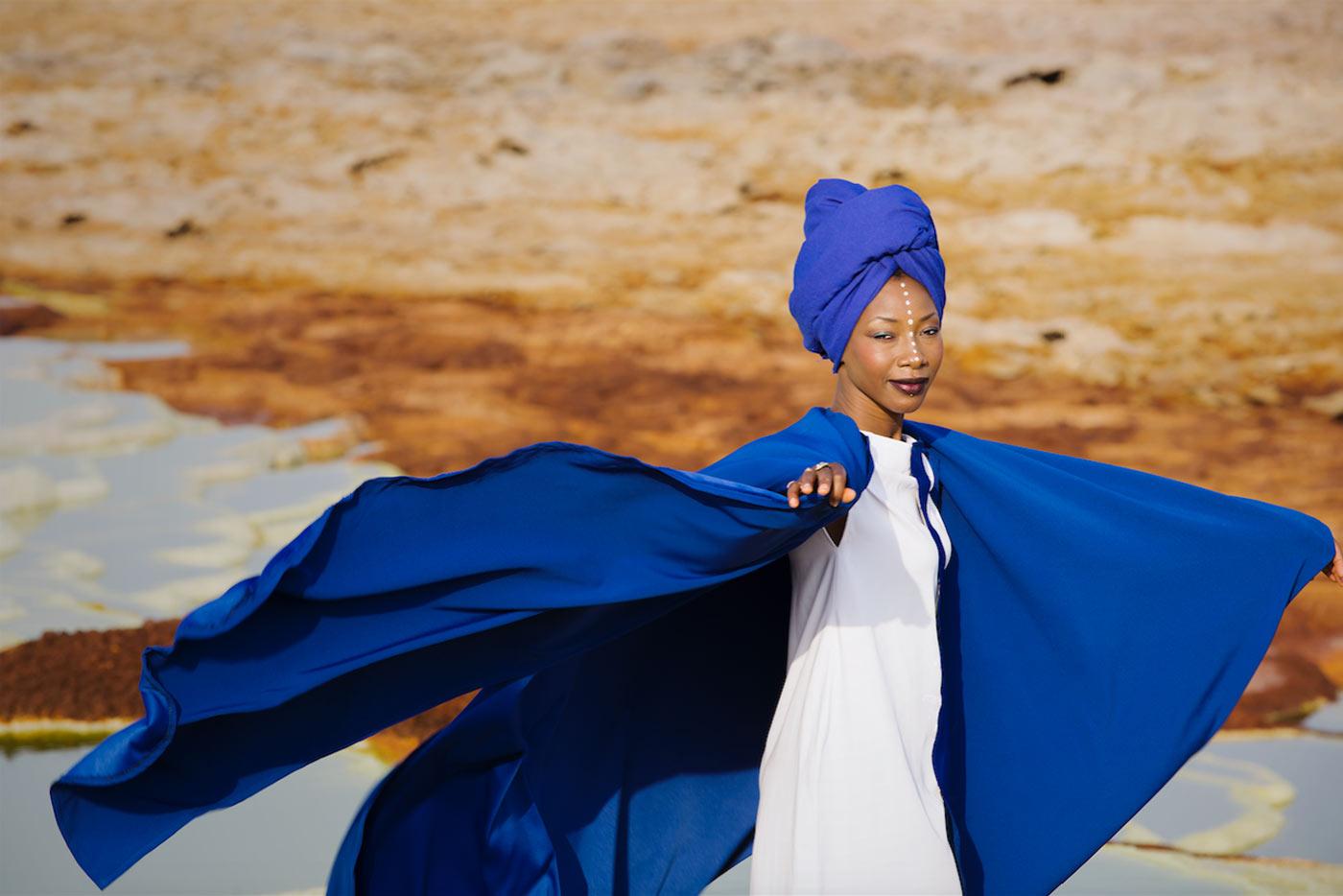 Fatoumata Diawara encabeza el primer Festival Músicas del Mundo