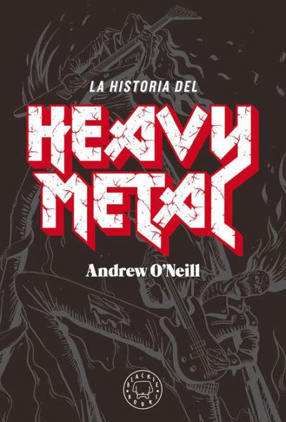 Heavy Metal Andrew ONeill