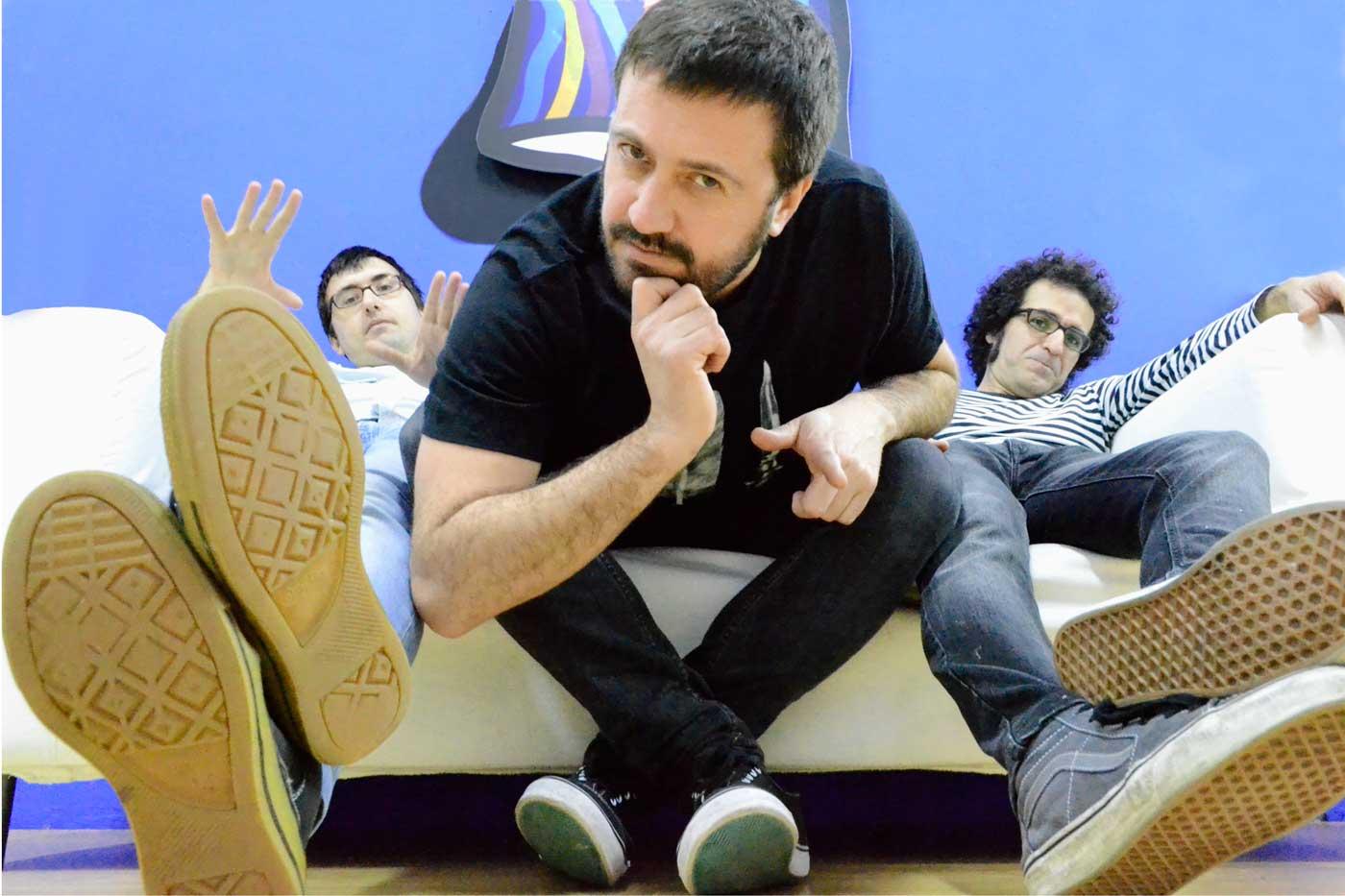 """Estrenamos """"Tittytainment"""", el nuevo EP de Los Cosméticos"""