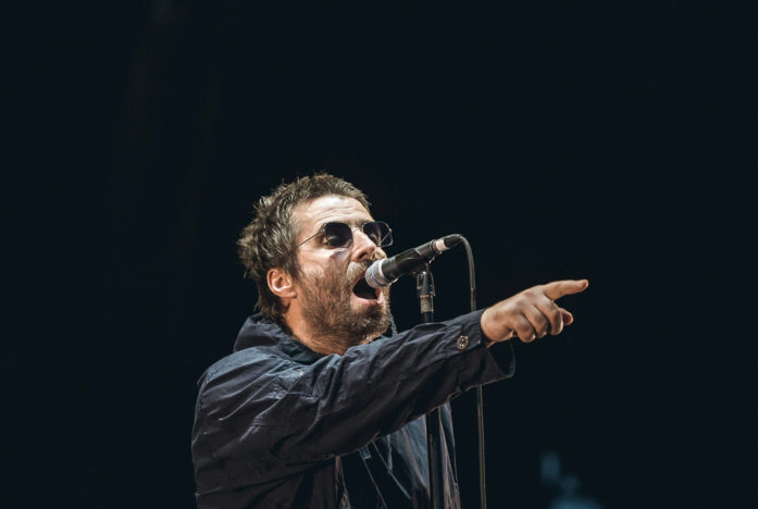 Liam Gallagher Mila Maluhy M Rossi
