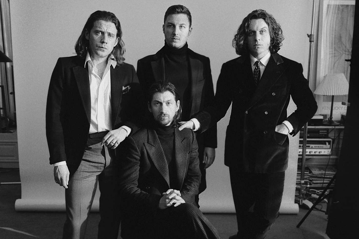 Arctic Monkeys anuncian oficialmente su nuevo álbum
