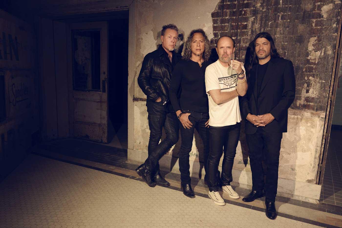 """Nacer. Crecer. Metallica. Morir. Volumen I"""