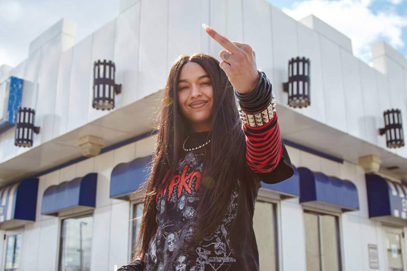 Princess Nokia lanza nueva mixtape y nuevo videoclip