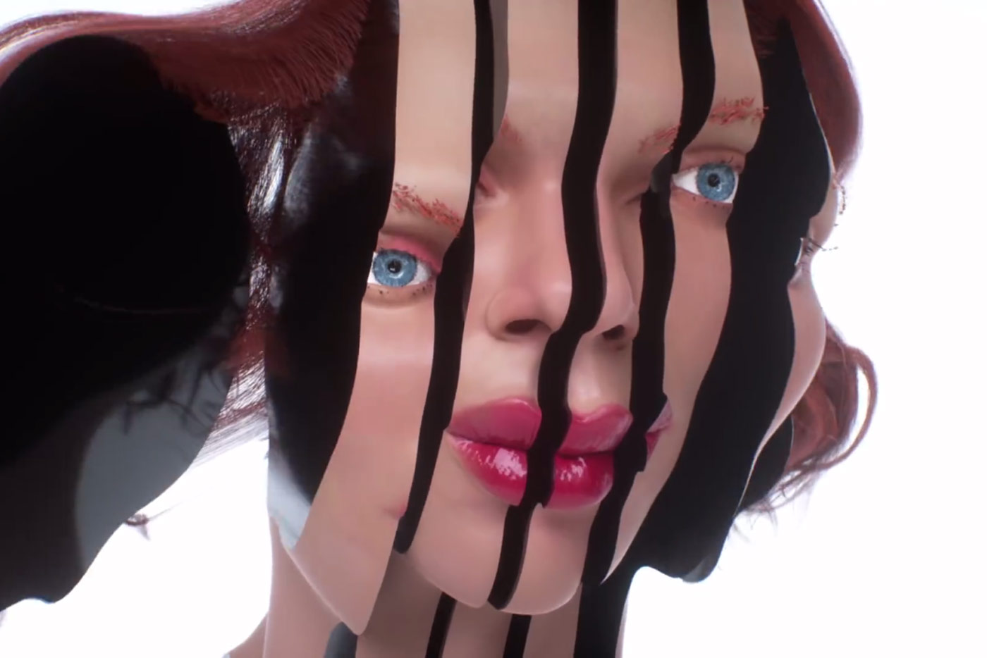 """Sophie estrena un nuevo y excéntrico vídeo para """"Faceshopping"""""""