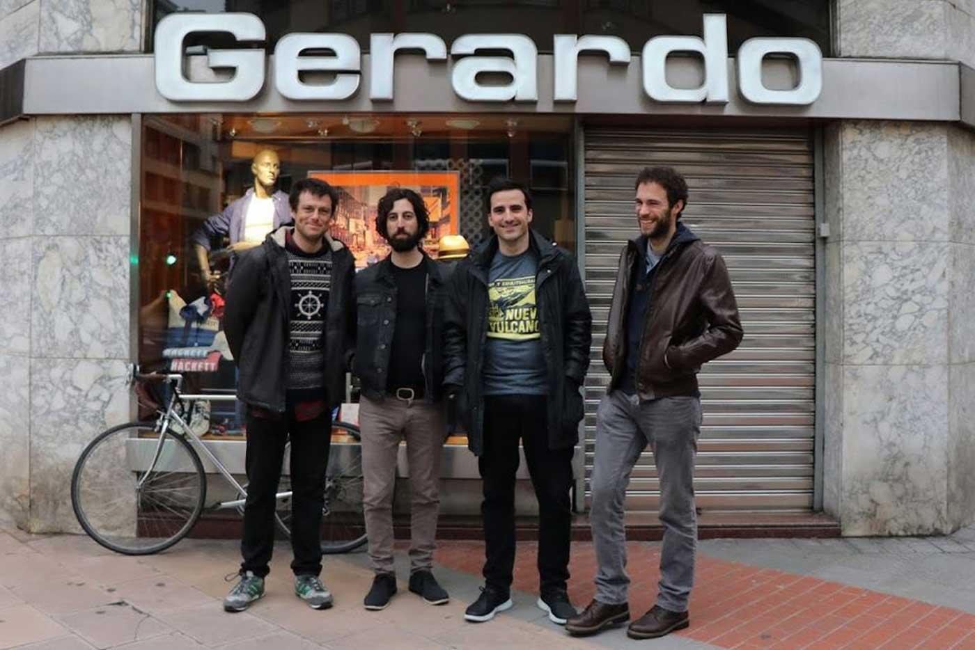 Yo, Gerard.
