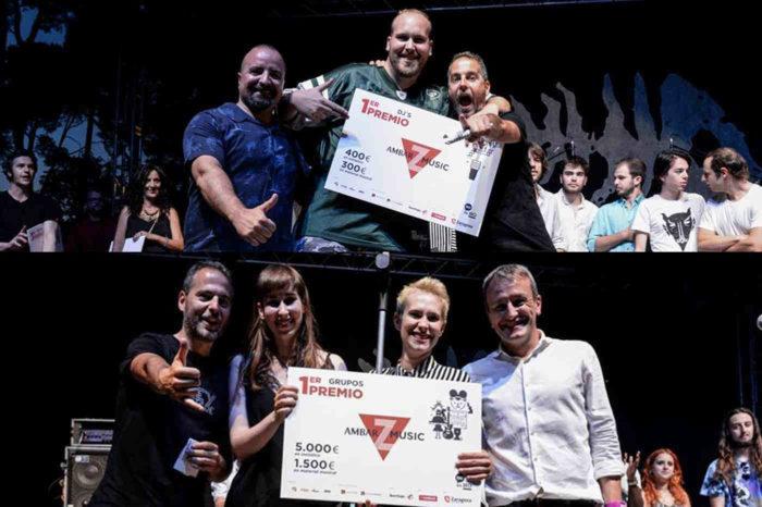 Lady Banana y PepóN SelektaH ganaron el Ambar Z Music 2017
