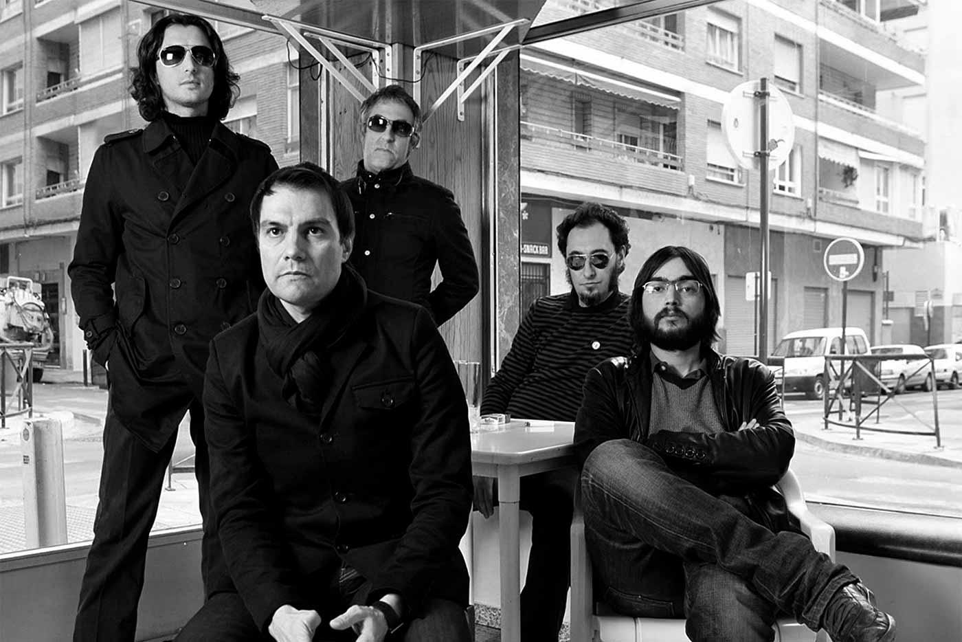 Los Planetas, primera confirmación para el XVIII Festival Independiente de Zaragoza (FIZ)