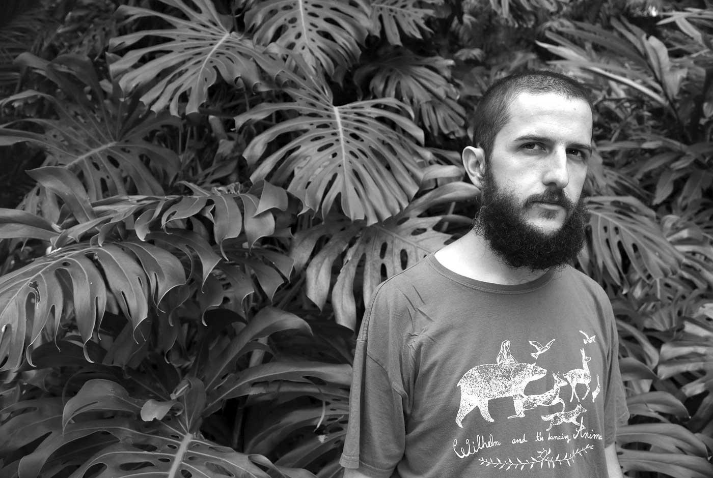 Los discos de mi vida del dibujante Álvaro Ortiz