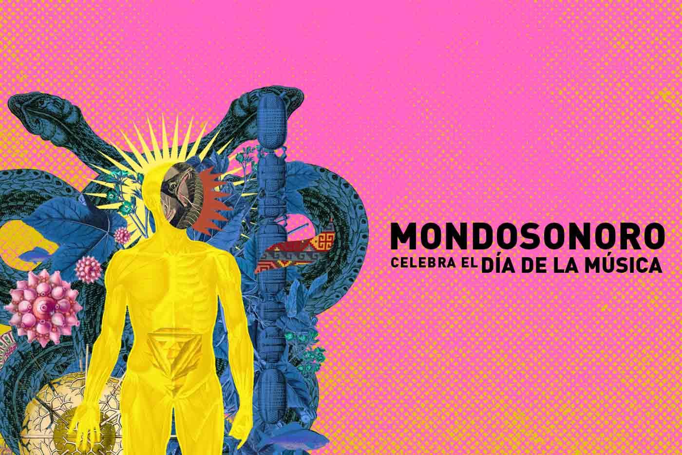 Celebra con MondoSonoro el Día de la Música