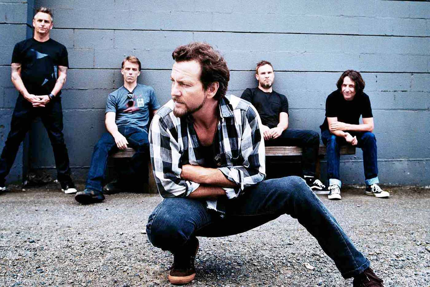 Pearl Jam cancela un concierto en Londres tras la pérdida de voz de Eddie Vedder