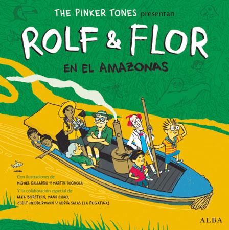 Rolf Flor Amazonas
