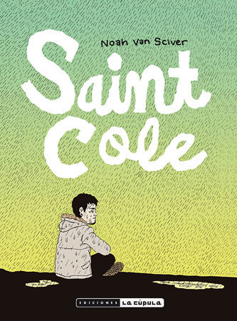 Saint Cole comic