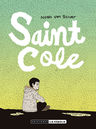 Saint Cole comic