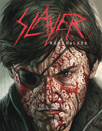Slayer Portada Comic