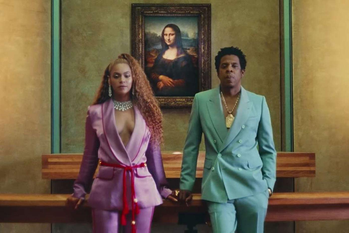 Jay-Z y Beyoncé lanzan por sorpresa su álbum conjunto