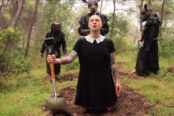 Captura vídeo la inquisición