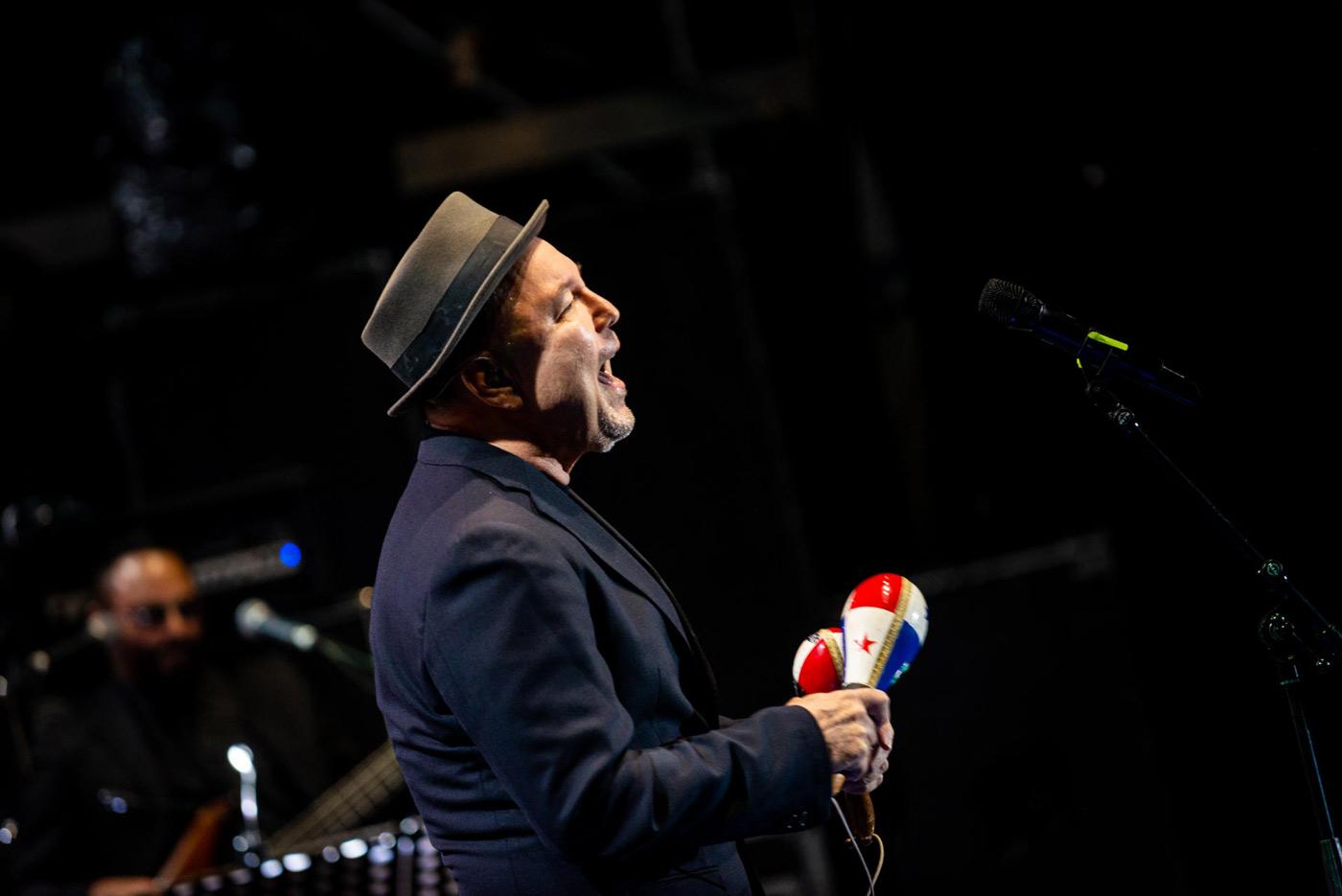 Rubén Blades se despide en Pirineos Sur
