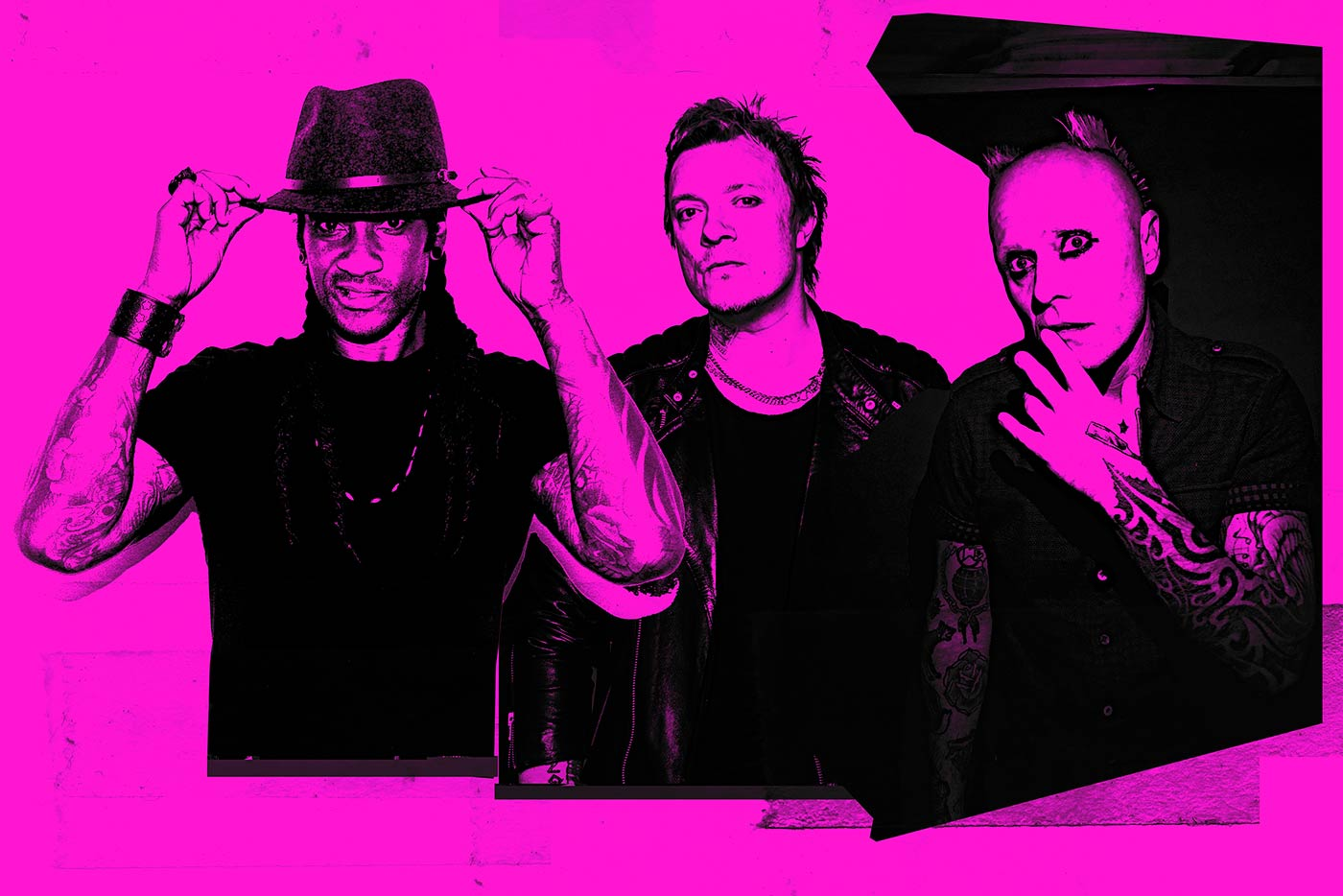 The Prodigy anuncian nuevo disco y lanzan el primer single