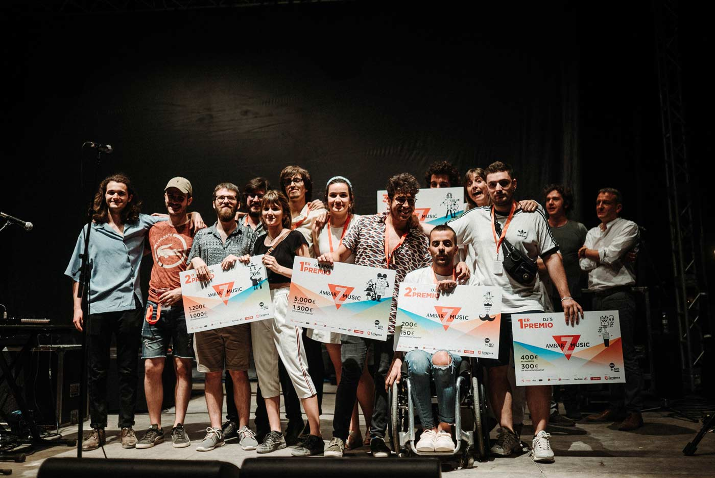 Manuel de la Cueva & The Breeze ganan el 14º Ambar Z Music