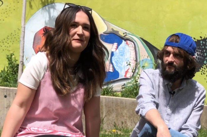 Fotograma del documental 'Champán para todos', sobre la figura de Sergio Algora