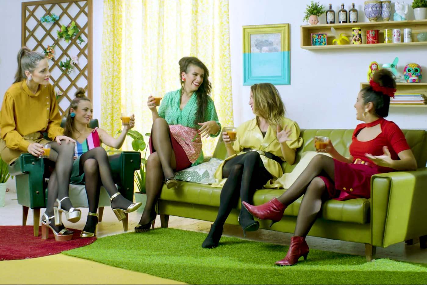 """Estrenamos el videoclip de """"Más de ti"""" de Maruja Limón"""