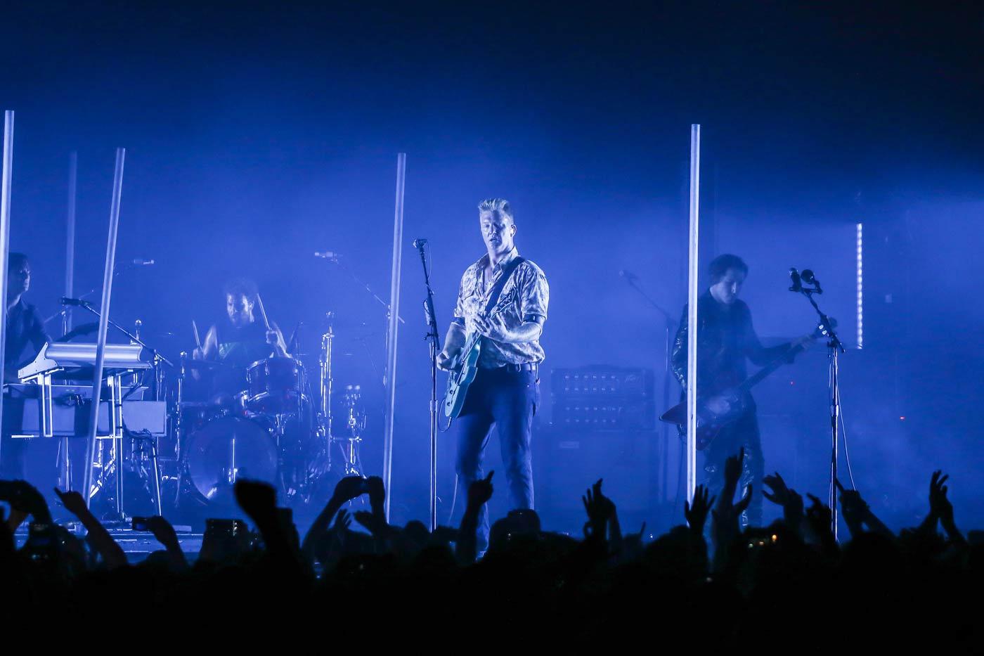 """Vuelven las """"Desert Sessions"""" de Josh Homme"""