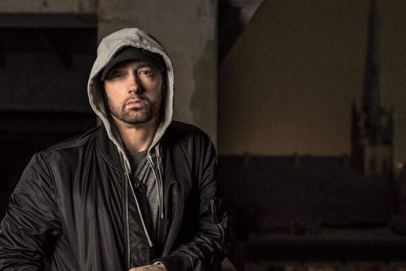 Eminem estrena álbum sorpresa (y encabronado)