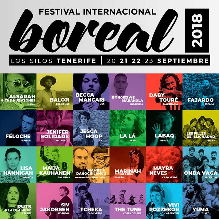 festival boreal cartel