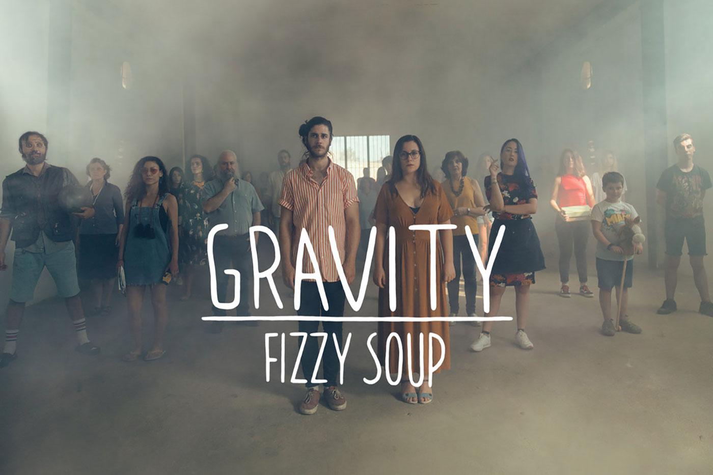 """Estrenamos """"Gravity"""" el nuevo vídeo y adelanto de Fizzy Soup"""