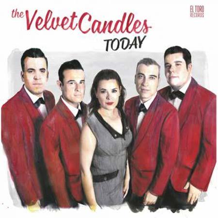 The Velvet Candles CD