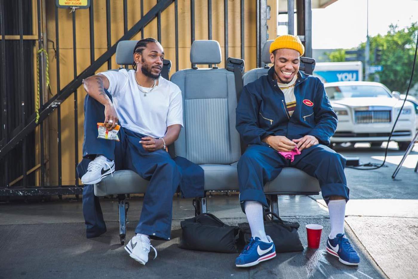 """Anderson .Paak y Kendrick Lamar estrenan el vídeo de """"Tints"""""""