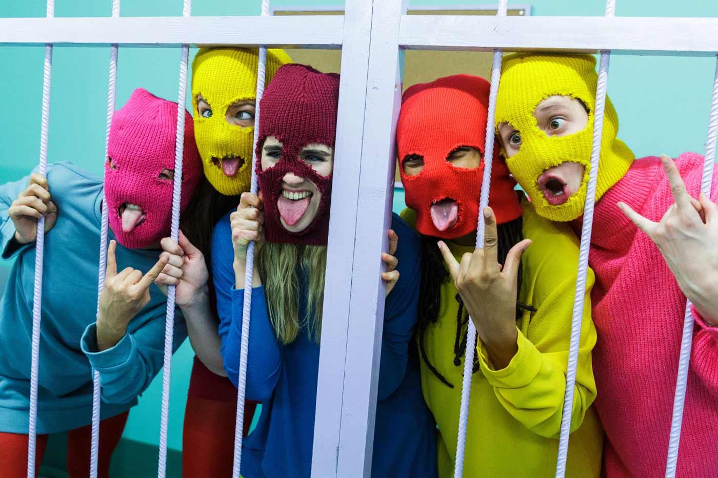 La gira mundial de Pussy Riot llega a España