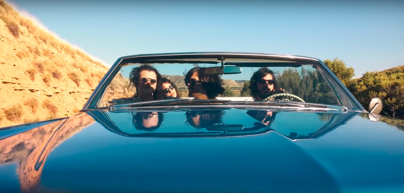 "De La Cueva estrena videoclip con ""Give it for free"""