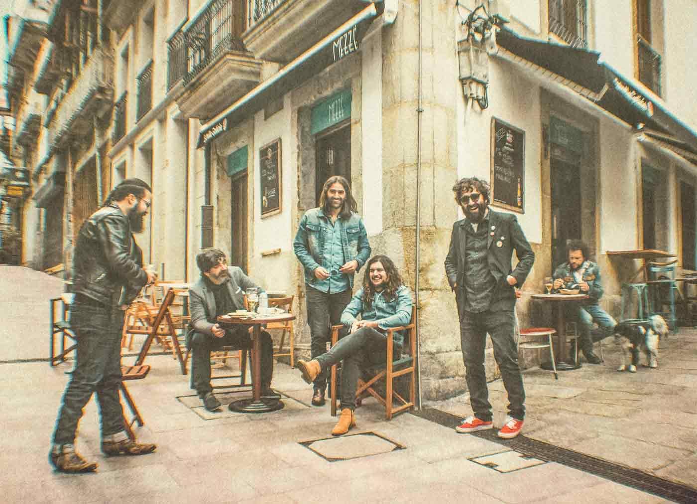 The Soul Jacket estrenan nueva canción de su próximo disco