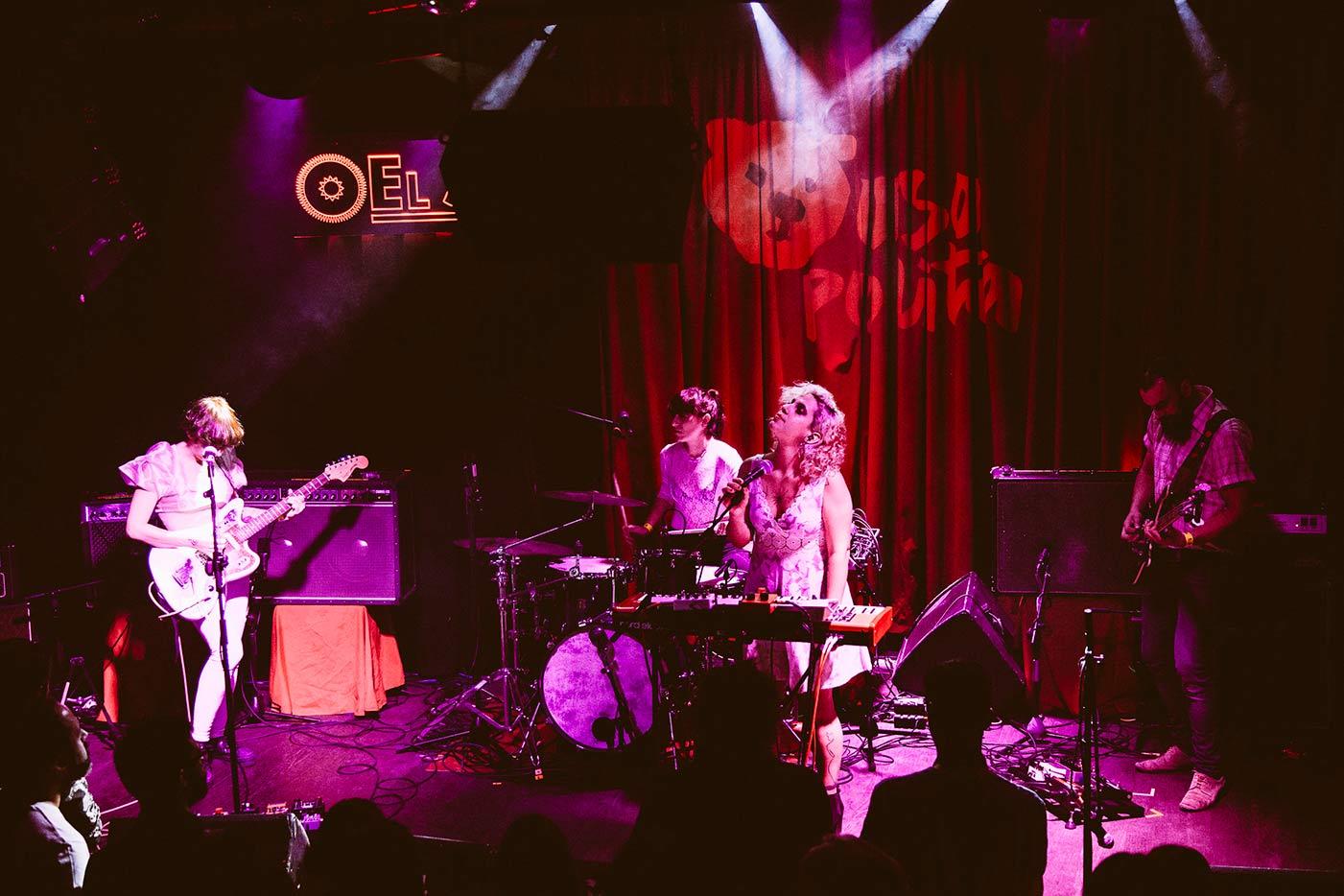Los cuatro grupos del sello Oso Polita estrenan álbumes