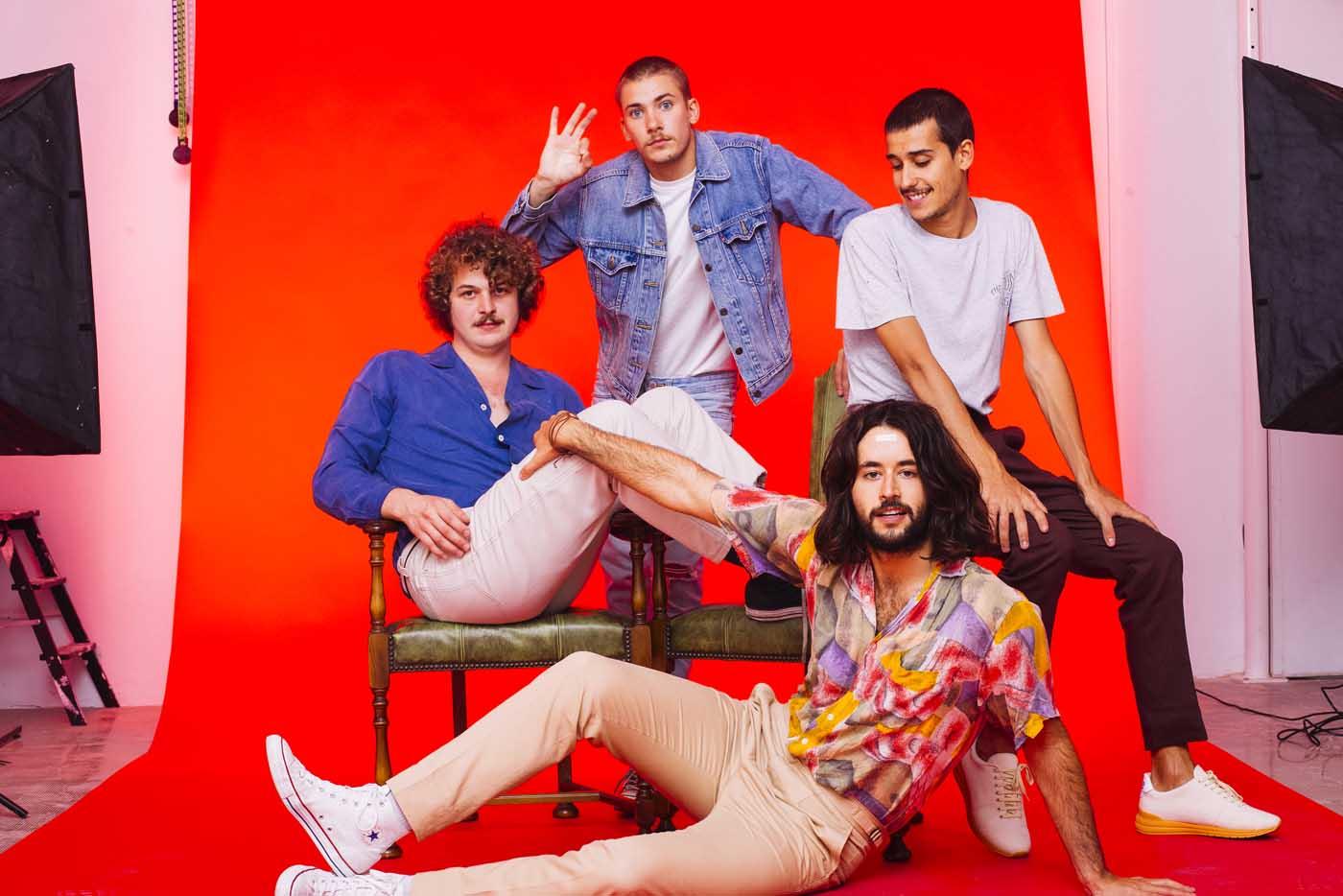 Holy Bouncer lanzan el primer single de su nuevo disco