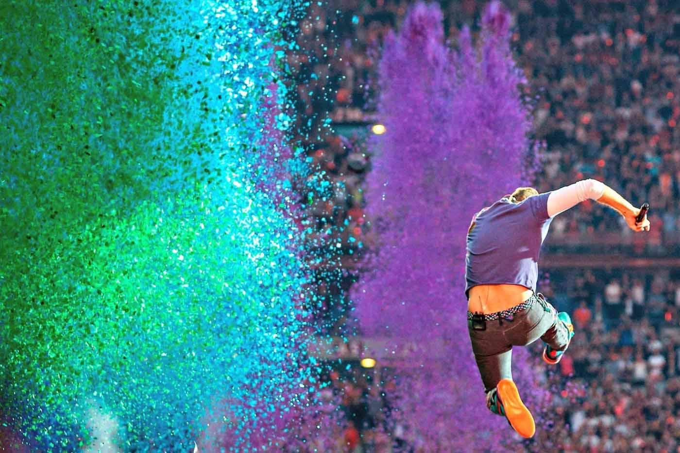 Dos décadas de Coldplay en quince canciones