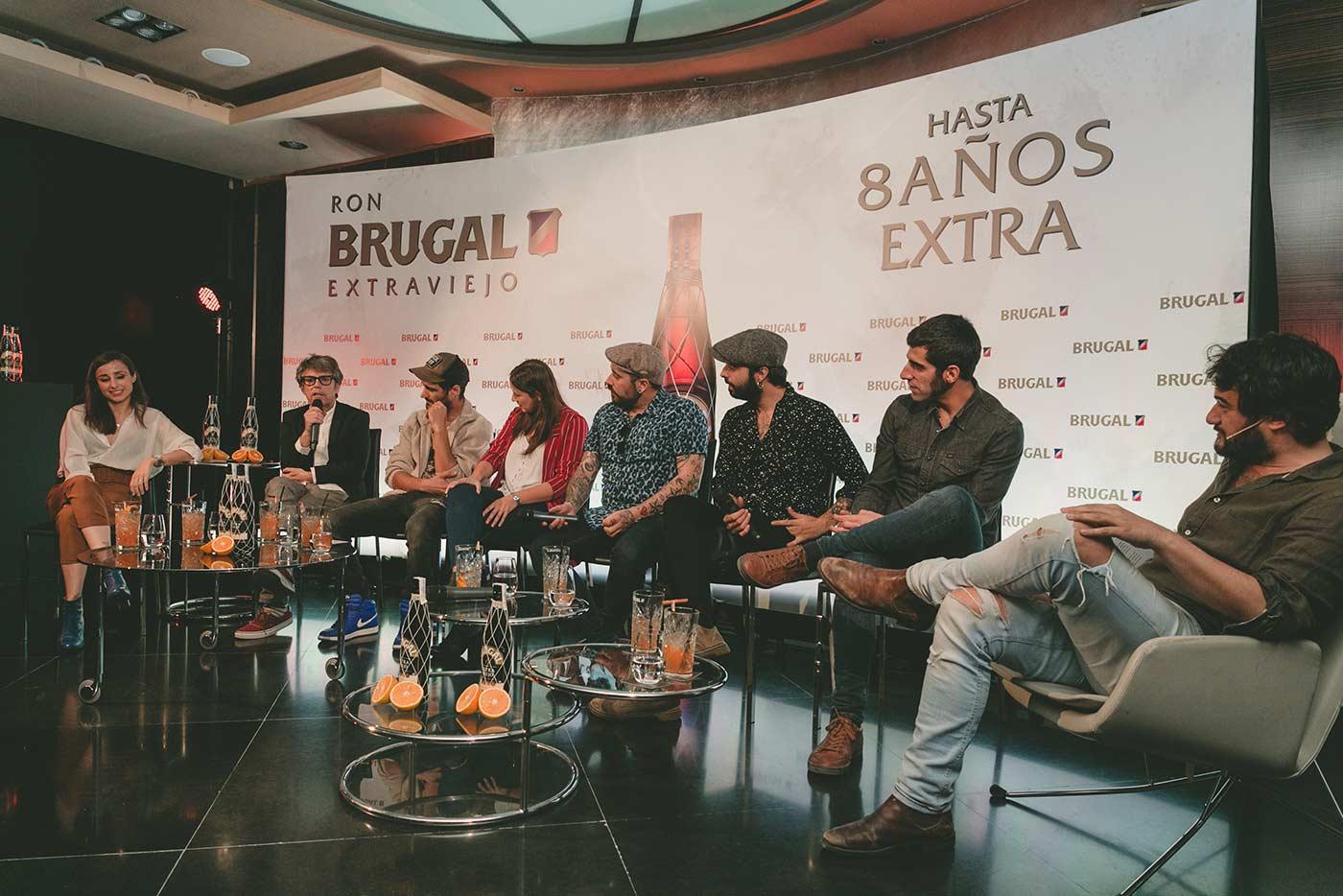 Presentación de los Conciertos Brugal Extraviejo en el Hotel Urban de Madrid