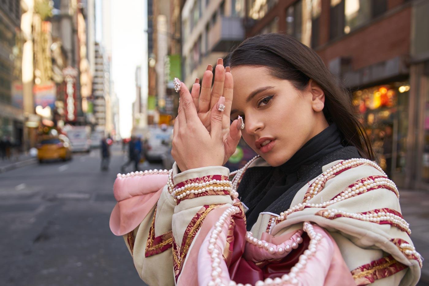 Rosalía, lo que dice la calle