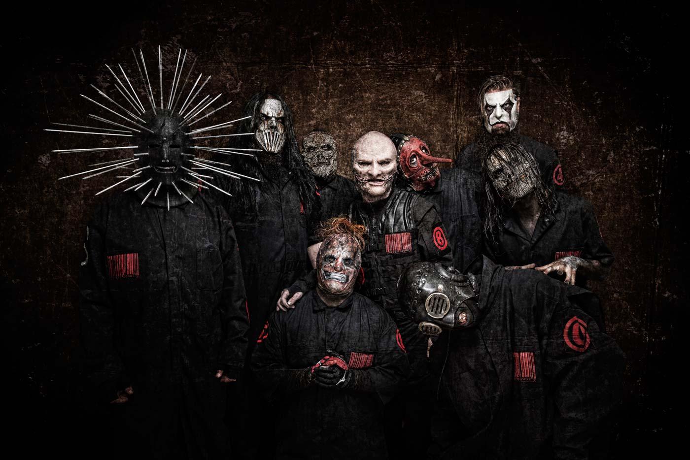 Slipknot organiza un crucero musical que zarpará desde Barcelona