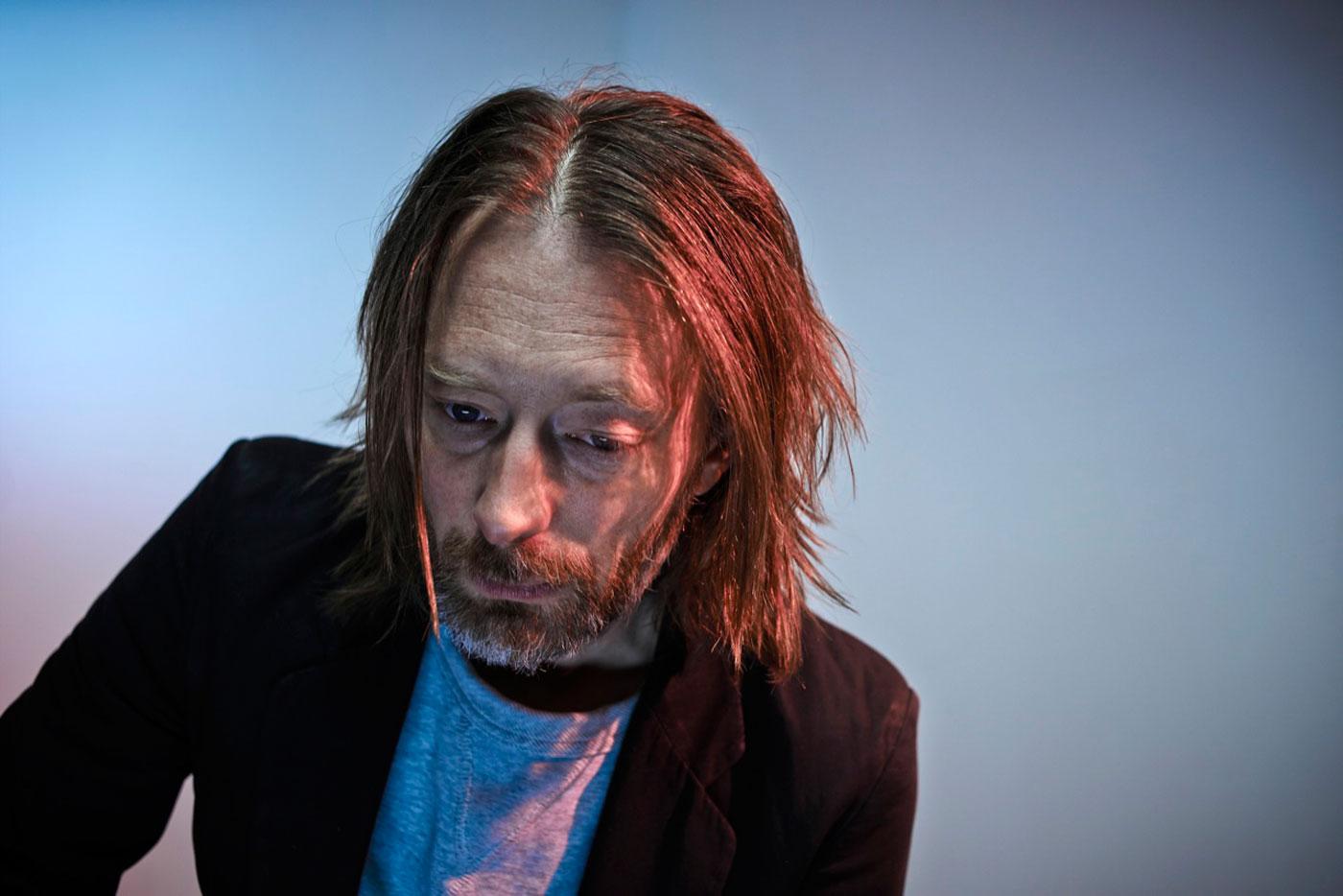 Thom Yorke comparte una nueva mixtape para la BBC