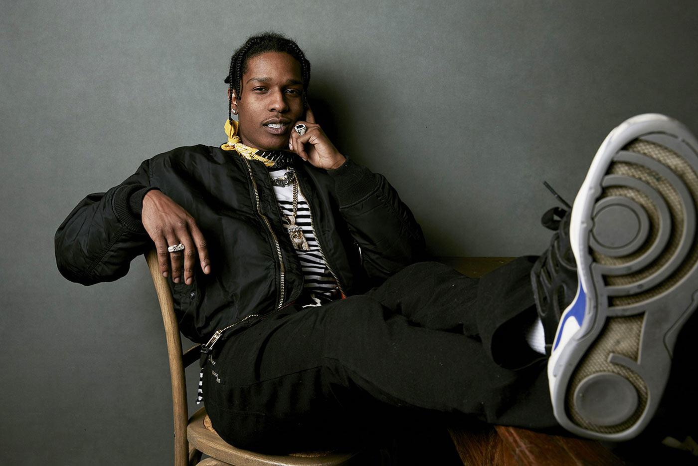 A$AP Rocky cancela su gira europea (Sónar incluido)