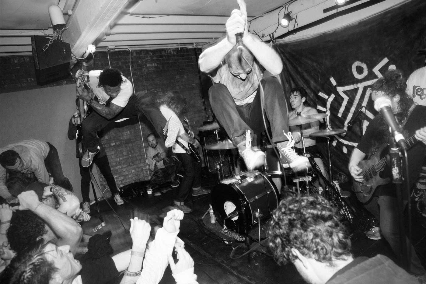 Los mejores discos de hardcore/punk internacionales de 2018