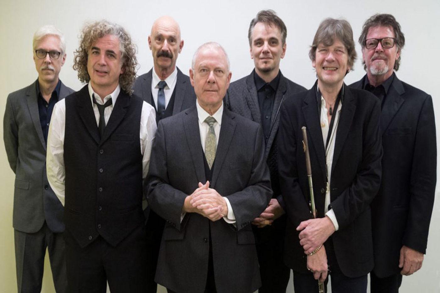 King Crimson mantienen su visita a Barcelona